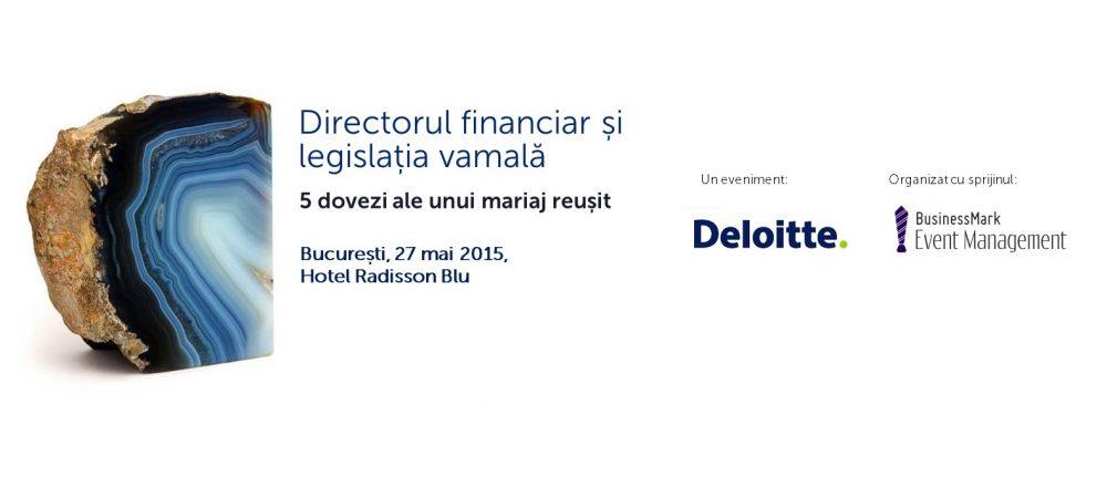 Directorul financiar și legislația vamală