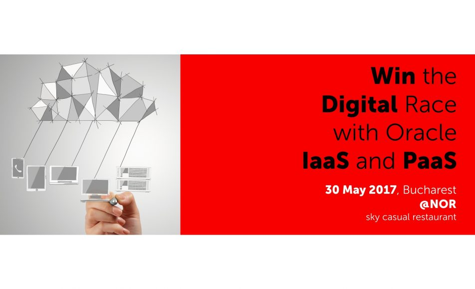 Win the Digital Race with Oracle IaaS and PaaS