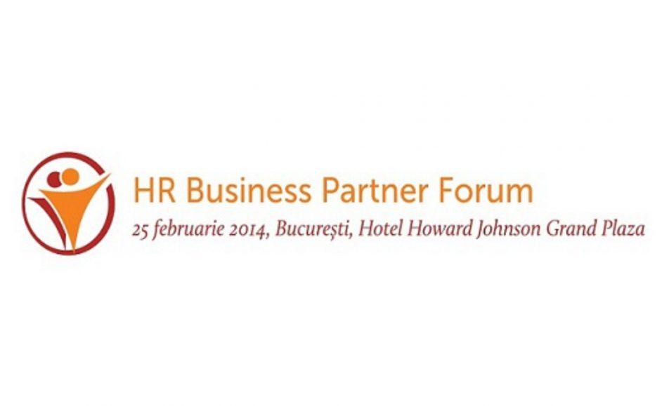 HR BUSINESS PARTNER FORUM