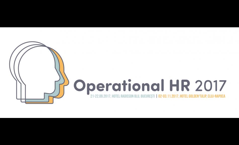 Operational HR 2017 – București