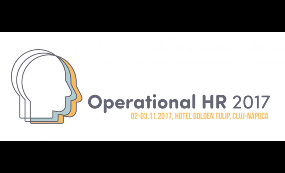Operational HR 2017 – Cluj-Napoca