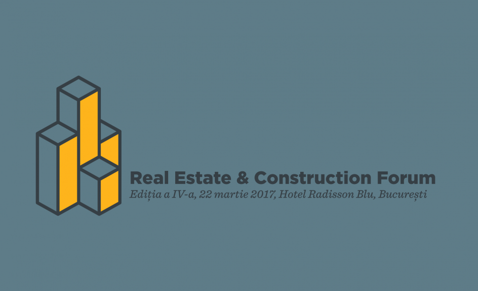 Real Estate & Construction Forum, editia a IV-a