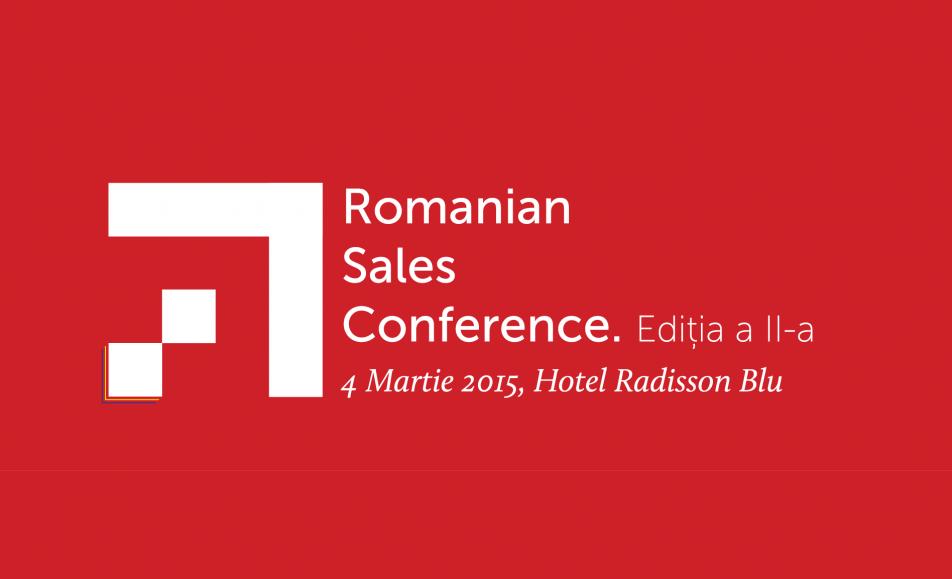 Romanian Sales Conference. Editia a II-a