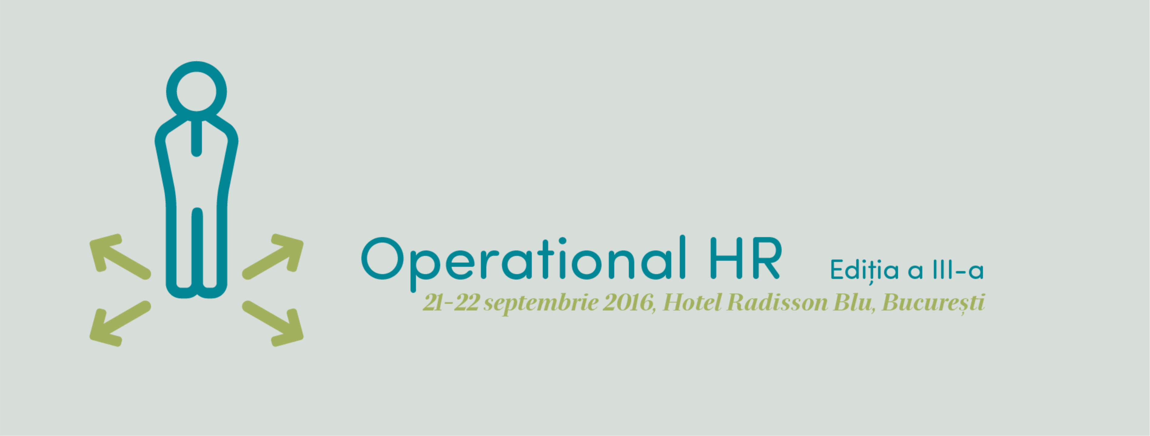 Operational HR, ediția a III-a, București