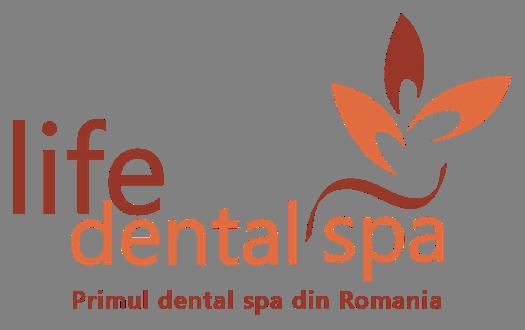 Logo transparent auriu