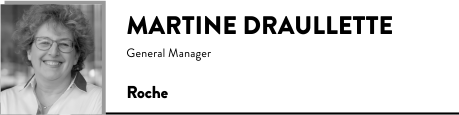 MARTINE DRAULLETTE