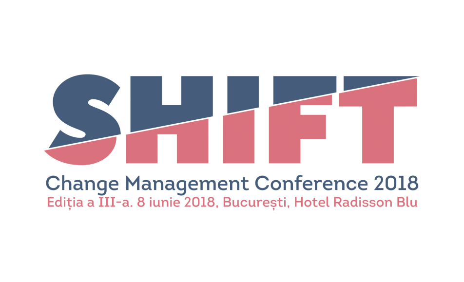 SHIFT. Change Management Conference 2018
