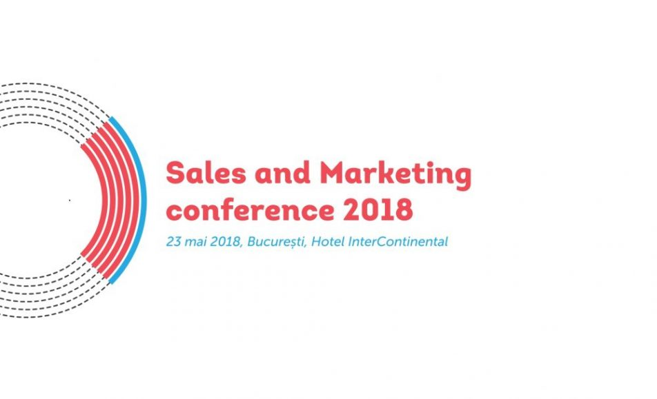 Sales & Marketing conference 2018, București