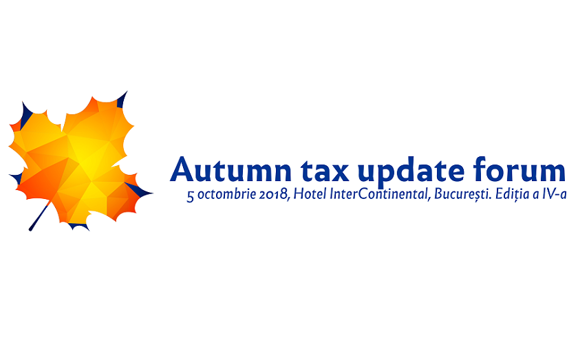 Autumn Tax Update Forum