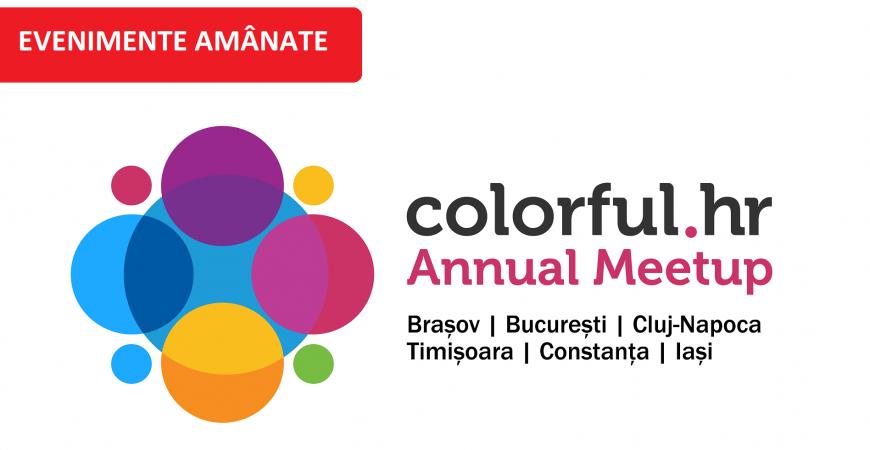 Colorful.hr - annual meetup