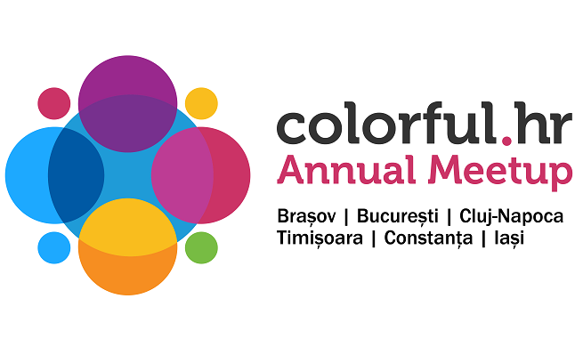 Colorful.hr Annual Meetup – Iași