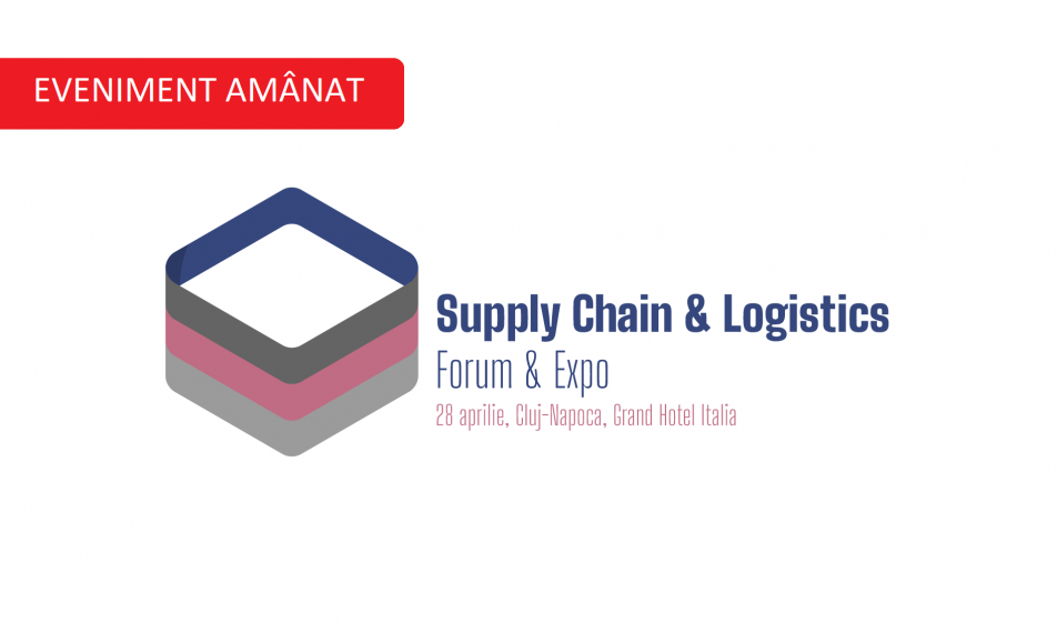 Suply Chain & Logistics Forum & Expo 2020, Cluj-Napoca