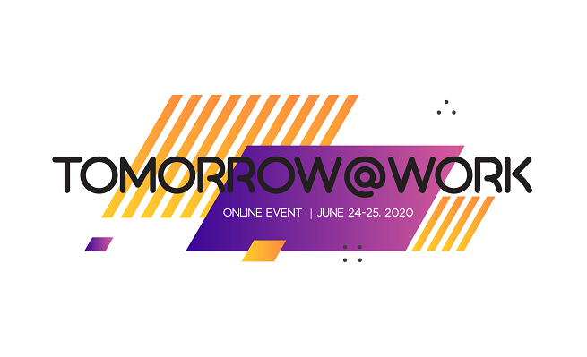 Tomorrow@Work 2020 (online event)
